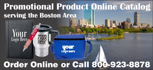 Promotional Products Boston, Massachusetts